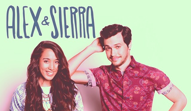 How long has alex and sierra been hookup