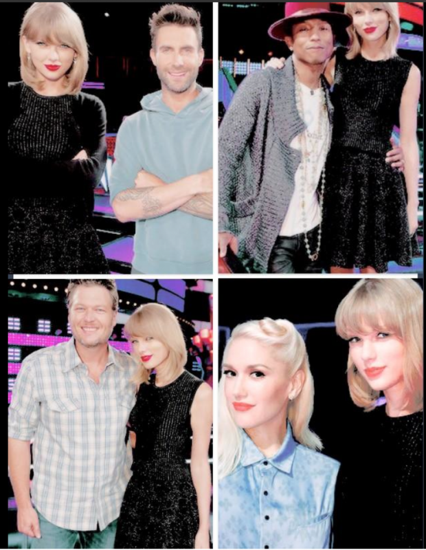 The Voice Taylor Swift