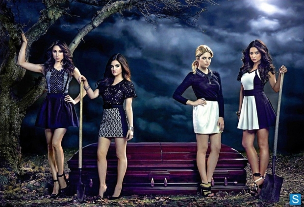 pretty little liars - Halloween Episodes Of Pretty Little Liars