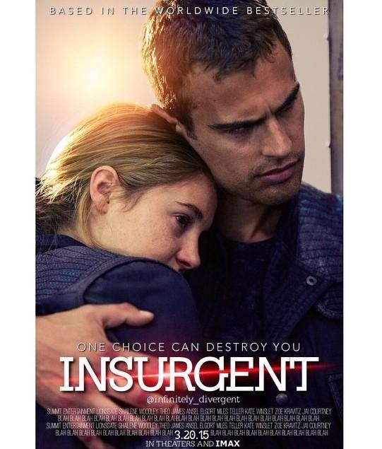 Insurgent Release date, Cast, Rumors, News and Spoilers ...