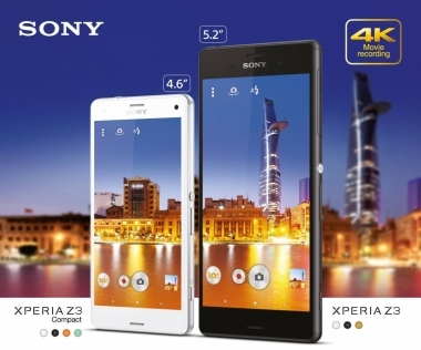 Xperia Z3 has released