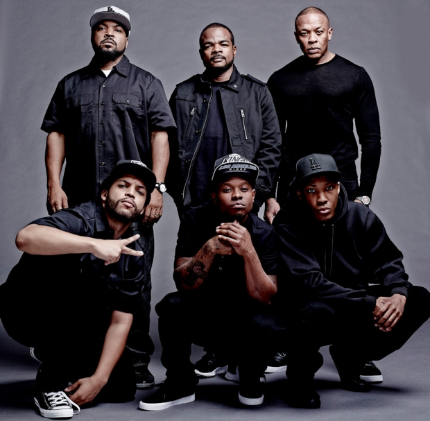 Straight Outta Compton: The Rise And Fall Of The Legendary ...