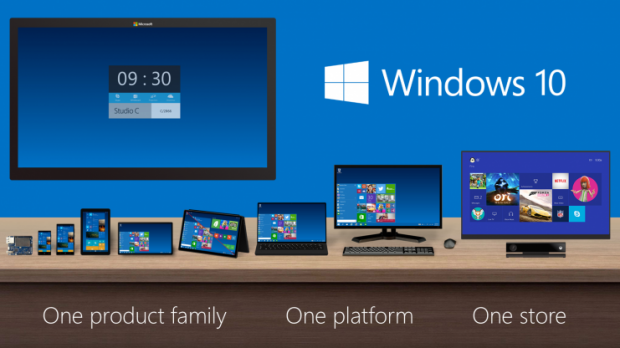 The New Windows 10