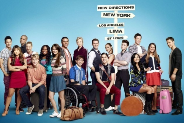 The Cast of the Glee Series