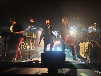 for KING & COUNTRY on the K-LOVE Christmas Tour 2013