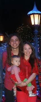 Jason Castro & Family  - Christmas 2012