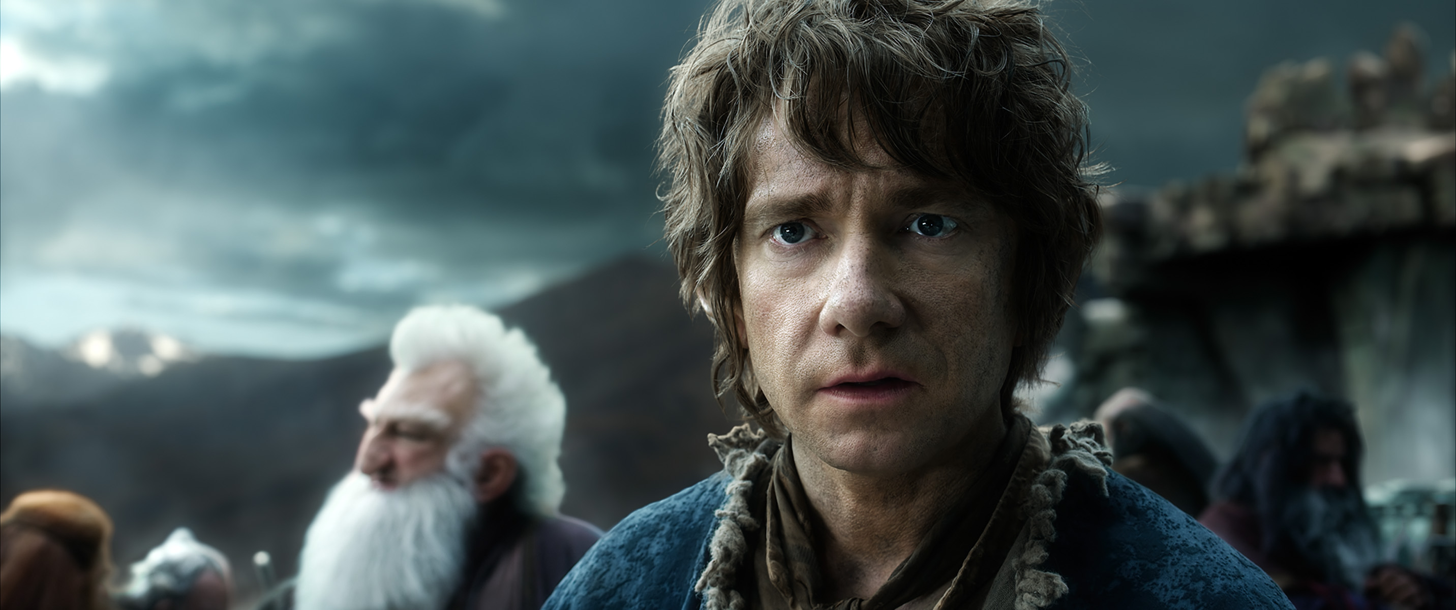 Epic &#39-The Hobbit 3&#39- Poster Chronicles the Final Blowout