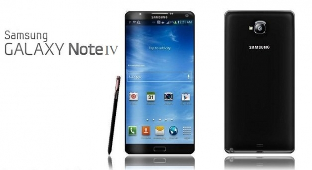The New Samsung Galaxy Note 4