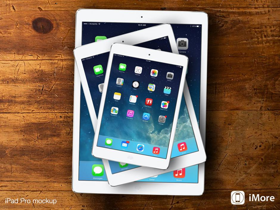 iPad Pro Release Date, News: The Biggest, Baddest iPad of them all ...