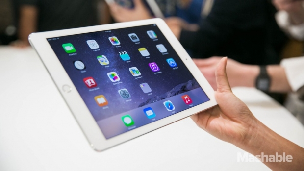 Apple Unveils iPad Air 2:  Thinnest Tablet Ever Created by Apple