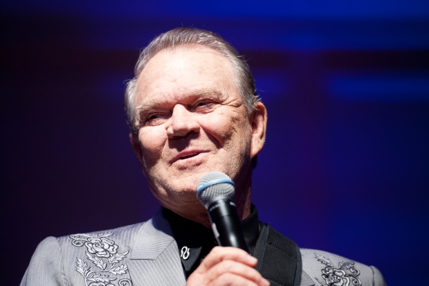 Glen Campbell's First Billboard's Hot Country Songs Chart Entry In 21 Years