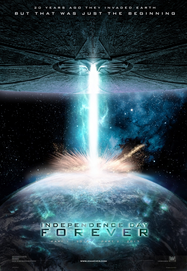 Independence Day 2 – Release Date Confirmed