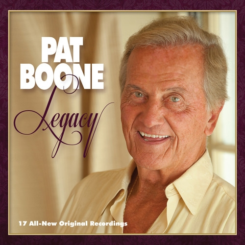 pat boone says goodbye with final gospel album  u0026quot legacy